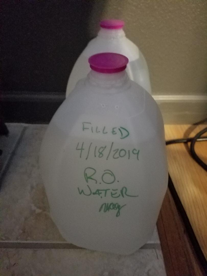 Name:  TRE RO Water first jugs 1.jpg Views: 43 Size:  63.0 KB