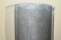 Aluminium mesh used for window covers to keep out insects